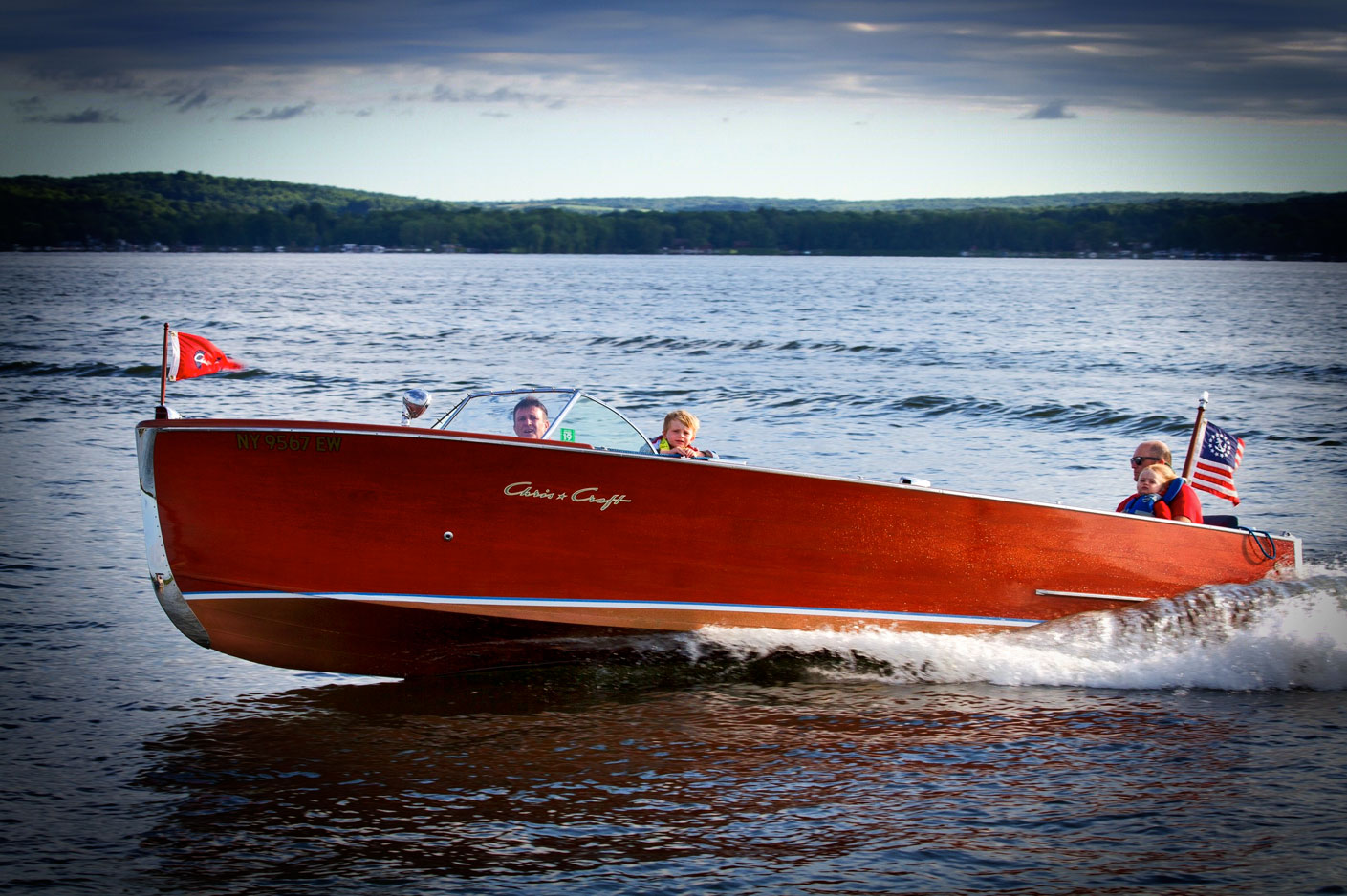 Weed Ross Group classic-boat-inurance