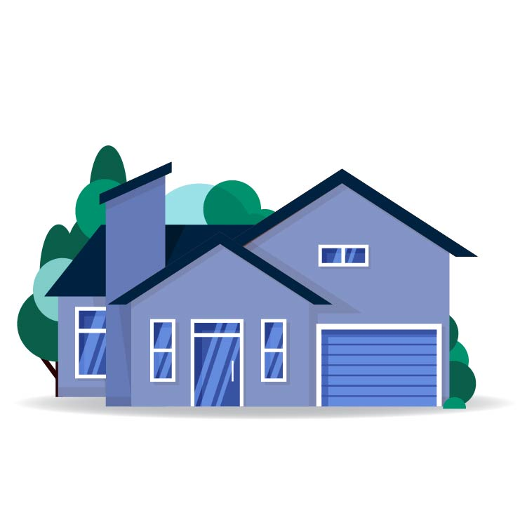 Weed Ross Group Home Icon II