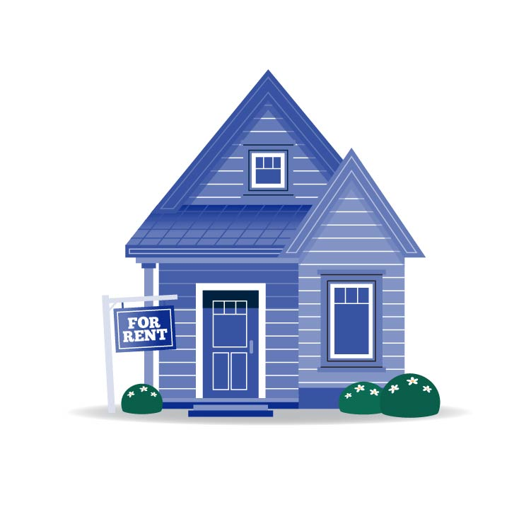Weed Ross Group Home Renters Icon